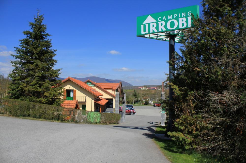 Entrada Camping Urrobi